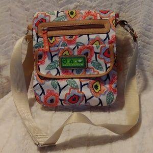 Lily Bloom Tablet/Smartphone Crossbody Bag